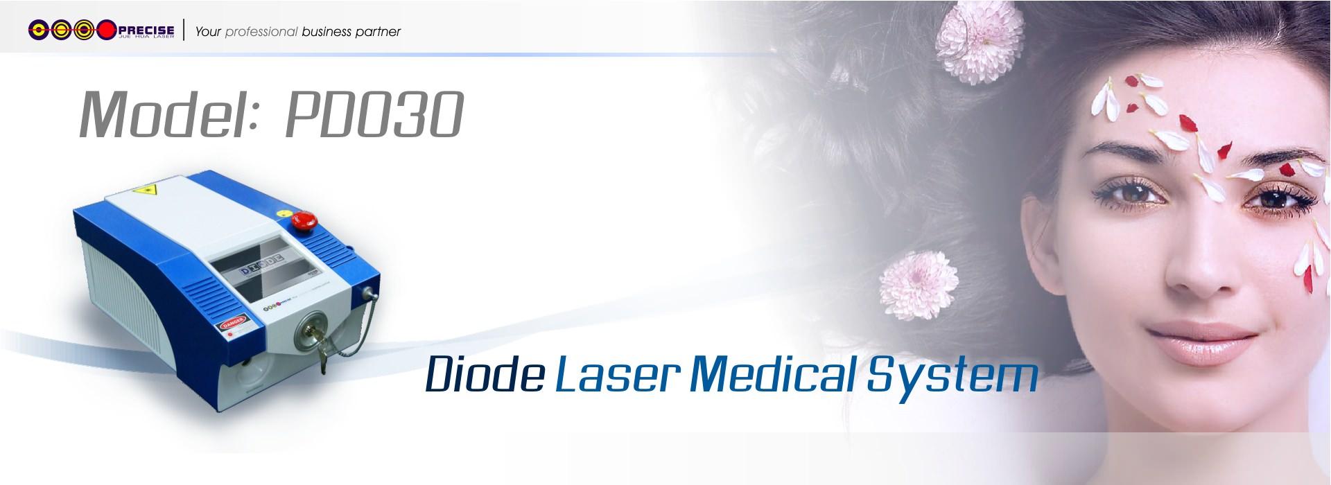 Diode Laser Medical System